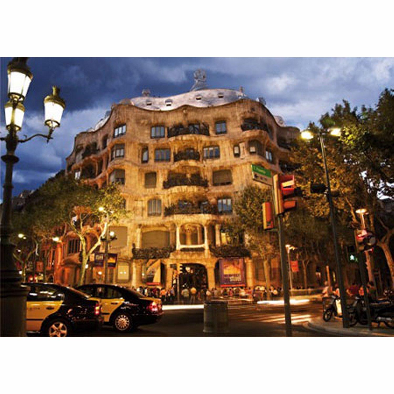 Jigsaw Puzzle  500 Pieces  Landscapes  Casa Mila Barcelona Spain Dtoys50328AB3269313