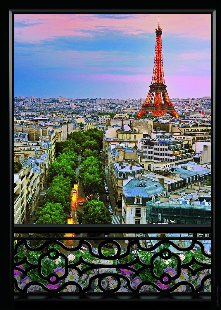 Puzzle Paris view Nathan87571 1000 pieces Jigsaw Puzzles