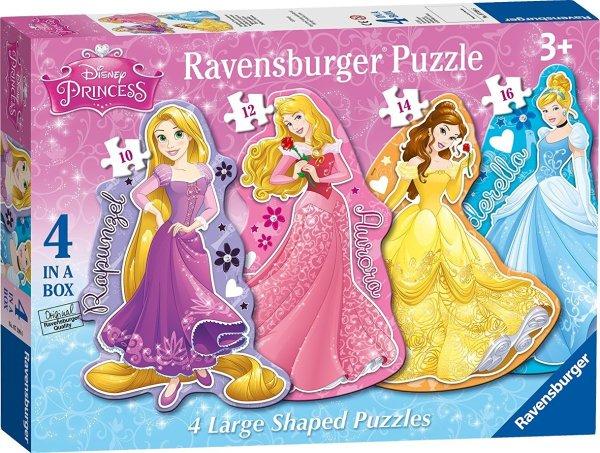 Puzzle Xxl Pieces - Disney Princess Ravensburger-07398 10