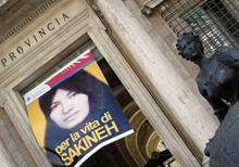 Manifestazione per la vita di Sakineh