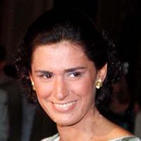 Stefania Tucci ai tempi del matrimonio con De Michelis