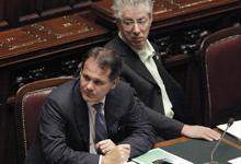 Saverio Romano e Umberto Bossi