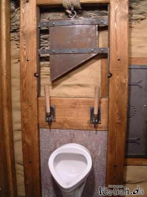 Gefährliche Toilette Bild  Lustichde
