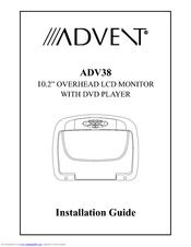 Advent ADV38 Manuals