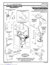 A.o. Smith 750 & 1000 Manuals