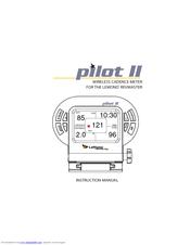 Lemond Wireless Cadence Meter Pilot II Manuals
