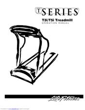 Life Fitness T5i Manuals