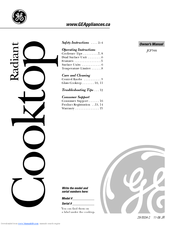 GE JCP346 Owner's Manual (32 pages)