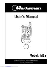 Magnadyne M8a Manuals