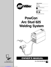Miller Electric 625 Owner's Manual (48 pages)