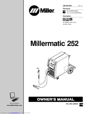 Miller Electric OM-230 Manuals