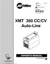 Miller Electric XMT 350 CC/CV Manuals