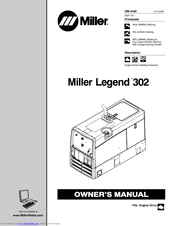 Miller Electric 280 NT Manuals