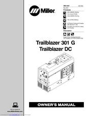 Miller Electric Trailblazer DC Manuals
