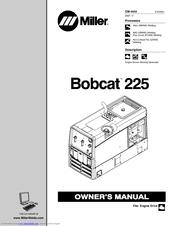 Miller Electric 225 Manuals