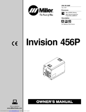 Miller Electric INVISION Invision 456P Owner's Manual (36