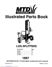 Mtd 522 Manuals