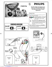 Philips FWD796/21M Manuals