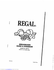 Regal K6732 Manuals