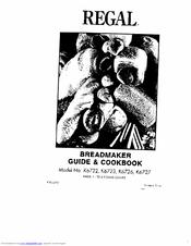 Regal K6722 Manuals