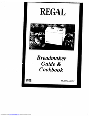 Regal Ware K6761 Manuals