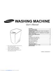 Samsung DC68-02040A-01 Manuals
