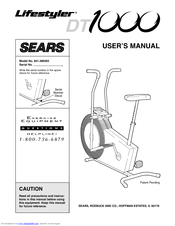 Sears 831 Manuals
