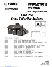 Briggs & Stratton 5600006 Manuals