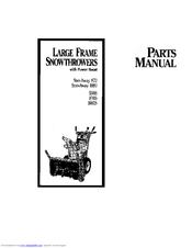 Simplicity 870S Manuals