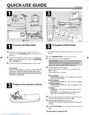 Philips DVDR600VR/37B Manuals