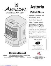 Avalon Astoria Manuals