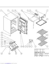 Avanti RM4589SS-2 Manuals