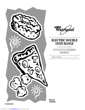 Whirlpool W10253434A Manuals