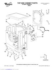 Whirlpool LHW0050PQ4 Manuals