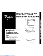 Whirlpool 3395326 User Manual (9 pages)