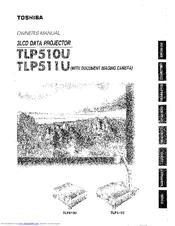 Toshiba TLP-510U Manuals