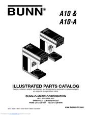 Bunn A-10 Manuals