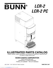 Bunn ULTRA-2 Manuals