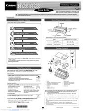 Canon imagePROGRAF iPF750 MFP M40 Manuals