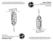 Hoover U57809RM Manuals