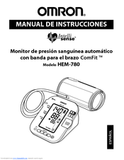 Omron HEM-780 Manuals