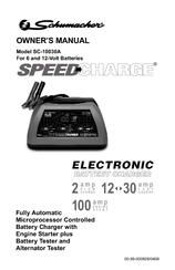 Schumacher SC-10030A. Manuals
