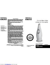 Homedics HUM-WM75 Manuals