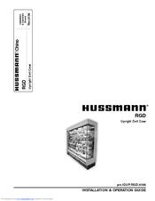 Hussmann RGD Manuals