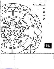 Jbl L5 Manuals
