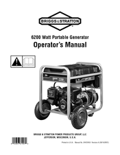 Briggs & Stratton 204330GS Operator's Manual (52 pages)