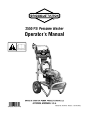 Briggs & Stratton 020306-0 Manuals