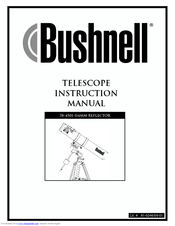 Bushnell 78-4501 Instruction Manual (12 pages)