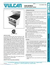 Vulcanhart G36 Manuals