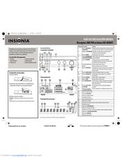 Insignia NS-R2001 Manuals